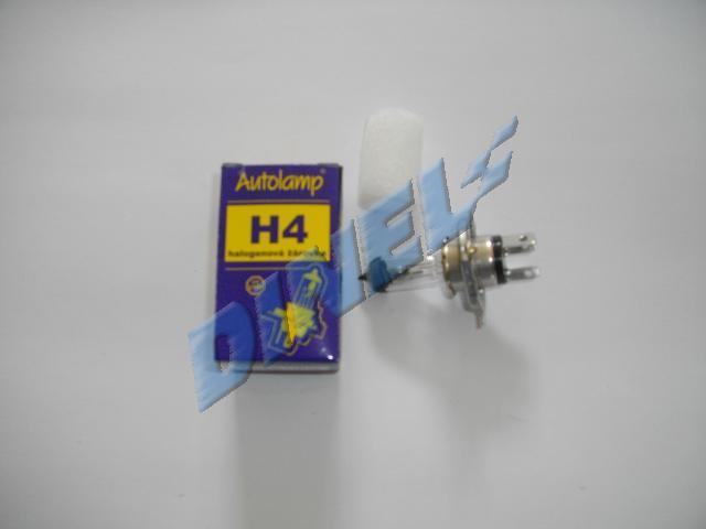 КРУШКА /AUTOLAMP/ - 12V - 60/55W - H4 - с крачета