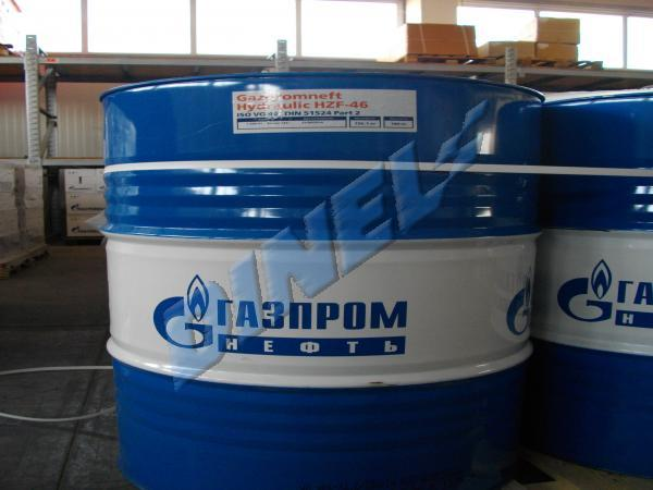 МАСЛО ХИДРАВЛИЧНО-Газпром - HZF-46 - 205л.