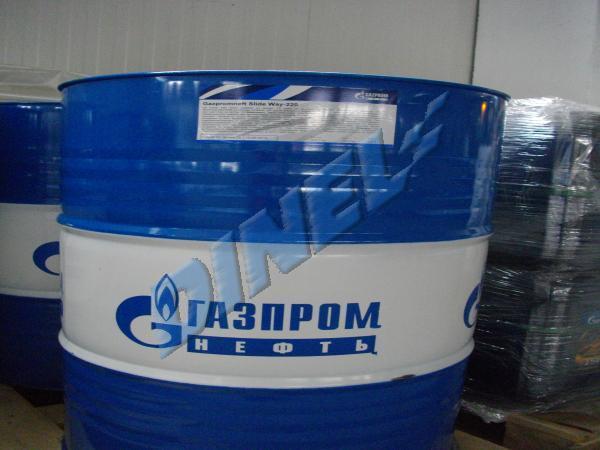 МАСЛО ИНД.-Газпром-Slide Wai-220 - напр. вертикали-205л. - /220/